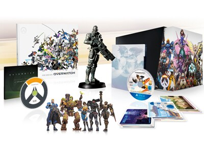 Overwatch Collector's Edition - PS4 Game