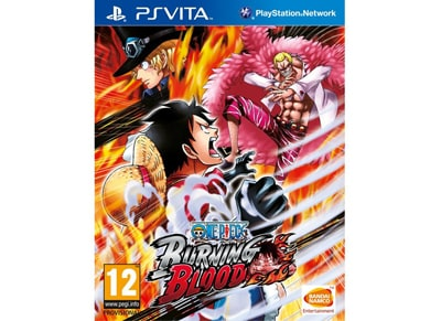 One Piece: Burning Blood - PS Vita Game