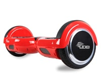 Lexgo Mini Scooter 6,5 Ηλεκτρικό Πατίνι Ισορροπίας Κόκκινο