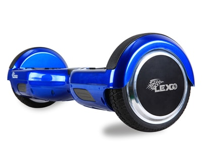Lexgo Mini Scooter 6,5 Ηλεκτρικό Πατίνι Ισορροπίας Μπλε self balancing scooters