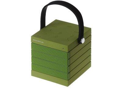 Φορητά Ηχεία Scansonic BT100 Wireless Πράσινο