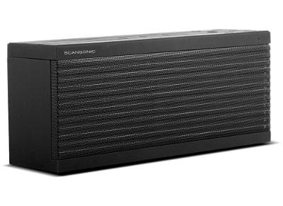 Φορητά Ηχεία Scansonic BT200 Wireless Μαύρο