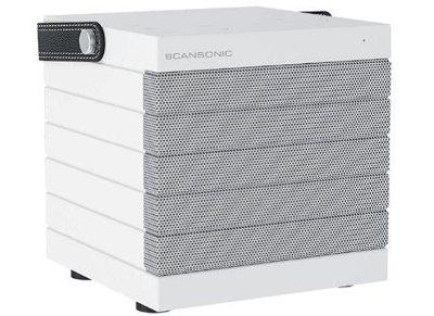 Φορητά Ηχεία Scansonic BT300 Wireless Λευκό