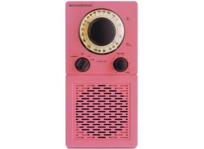 Φορητό Ράδιο Scansonic P2501 Ροζ