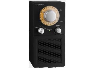 Φορητό Ράδιο Scansonic P2501 Μαύρο