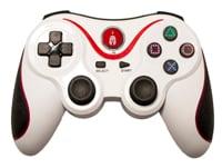 Spartan Gear New Six-Axis Bluetooth - Χειριστήριο PS3 Λευκό