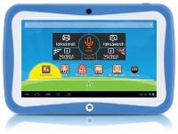 "MLS iQTab Kido Extra Tablet 7"" 8GB Μπλε"