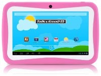 "MLS iQTab Kido Extra Tablet 7"" 8GB Ροζ"