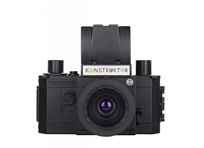 Film Camera - Lomography Konstruktor F Do It Yourself - 35mm