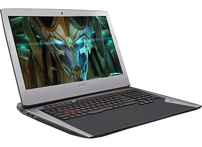"Laptop Asus ROG G752VΥ-GC229T - 17.3"" (i7-6700HQ/16GB/1512GB/ 980M)"