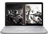 "Laptop Asus N752VX-GC103T - 17.3"" (i7-6700HQ/16GB/1128GB/ 950M)"