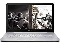 "Laptop Asus N752VX-GC104T - 17.3"" (i7-6700HQ/16GB/1TB/ 950M)"
