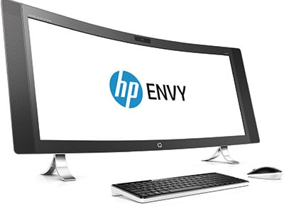 "HP AiO Curved 34-a090na (N8X93EA) 34.0"" - All-in-One υπολογιστές   all in one pc"