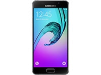 Samsung Galaxy A3 2016 16GB Μαύρο Smartphone
