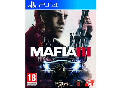Mafia III - PS4 Game