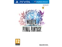World of Final Fantasy - PS Vita Game