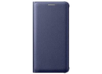 Θήκη Samsung Galaxy A3 2016 - Samsung Flip Wallet - Μαύρο