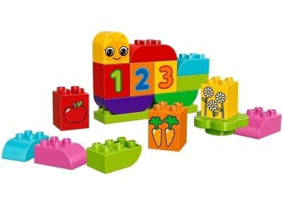 LEGO® 10831 Η Πρώτη Μου Κάμπια