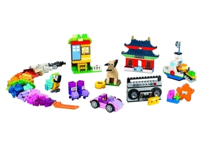 LEGO® 10702 Σετ Δημιουργικών Κατασκευών