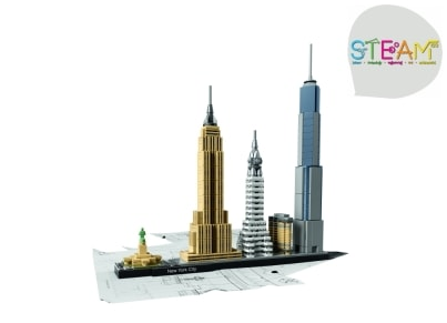 LEGO® 21028 Νέα Υόρκη
