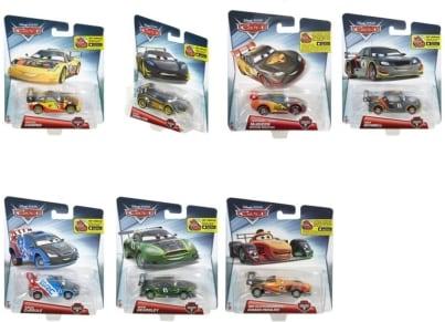 Carbon Racers Αυτοκινητάκια - 1 τεμάχιο (DHM75)