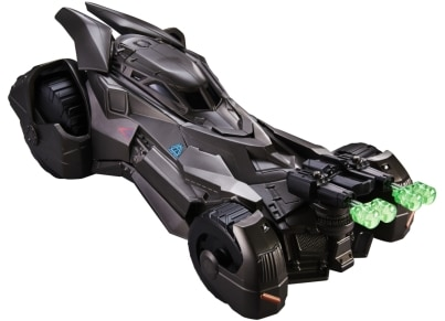 Batman Vs Superman Deluxe Batmobile 15cm (DHY29)