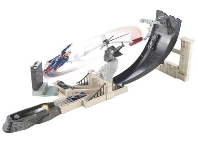 Hot Wheels Batman Vs Superman σετ με Batmobile (DJH61)