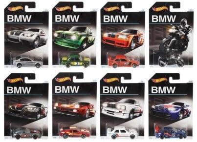 Αυτοκινητάκια Hot Wheels BMW - 1 τεμάχιο (DJM79)