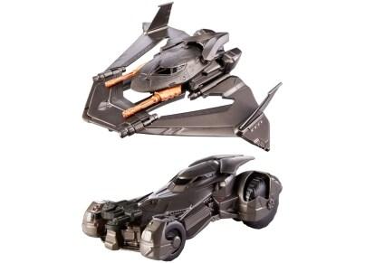 Batman Vs Superman Όχημα με Μηχανική Προώθηση (DKC52) - 2 Σχέδια - 1 Τεμάχιο