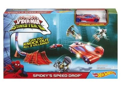 Hot Wheels Marvel Πίστες (DKT27)