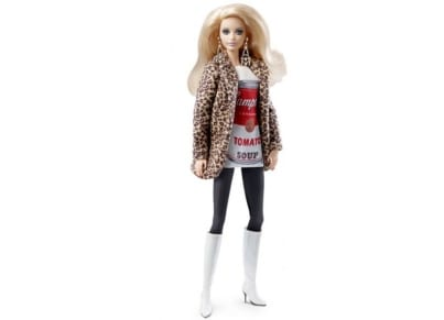 Barbie Andy Warhol 2 (DKN04)