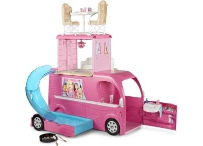 Barbie - Τροχόσπιτο