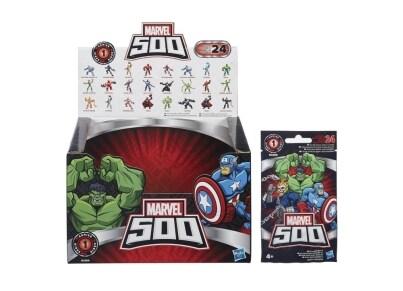Φιγούρα Marvel 500 Σακουλάκι (1 Τεμάχιo)