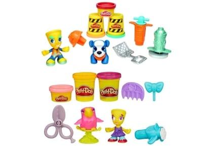 Play-Doh Town Σετ Φιγούρα με Ζωάκι (B3411)