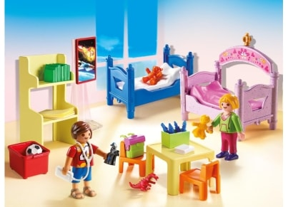 Playmobil 5306 public for Playmobil chambre princesse