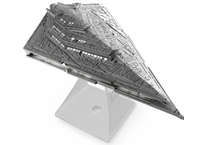 eKids Star Wars Star Destroyer Bluetooth Wireless Speaker - Φορητό Ηχείο - Γκρι