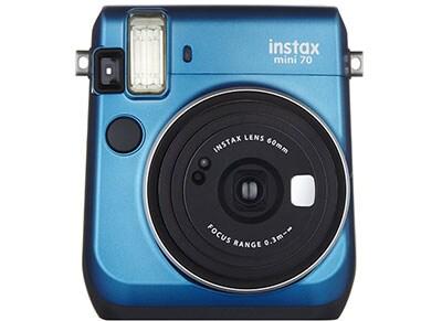 Instant Camera Fujifilm Instax Mini 70 - Μπλε