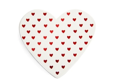 Σουβέρ Καρδιά Artebene 12.5x11.5cm (1 τεμάχιο)