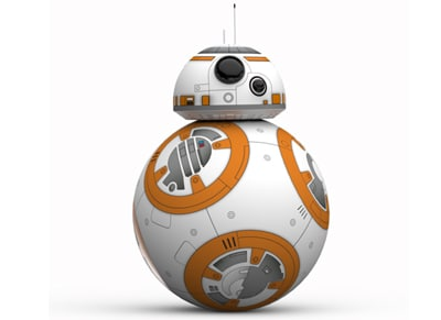 Sphero BB-8 - Τηλεκατευθυνόμενο Droid με κάμερα
