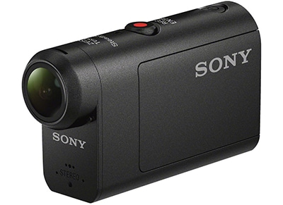 Action Camera Sony HDR - AS50 - FHD - Μαύρο