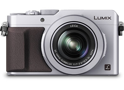 Compact Panasonic Premium DMC-LX100 - Ασημί