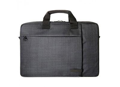 """Τσάντα Laptop 15.6"""" Tucano Svolta - Μαύρο"""