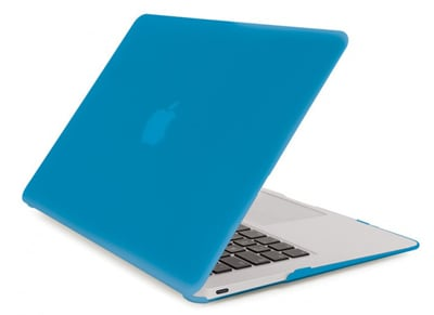 "Θήκη MacBook 12"" Tucano Nido Hard-shell Μπλε"