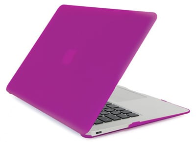 "Θήκη MacBook 12"" Tucano Nido Hard-shell Μωβ"