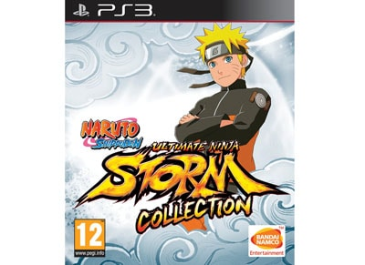 Naruto Shippuden Ultimate Ninja Storm Collection - PS3 Game gaming   παιχνίδια ανά κονσόλα   ps3