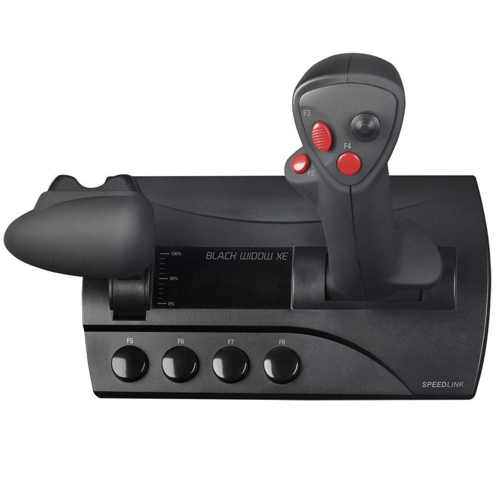 Speedlink Black Widow XE - Joystick | Public