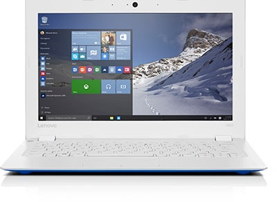 "Laptop Lenovo 100s-11IBY - 11.6"" (Z3735F/2GB/64GB/ HD) υπολογιστές   laptops"