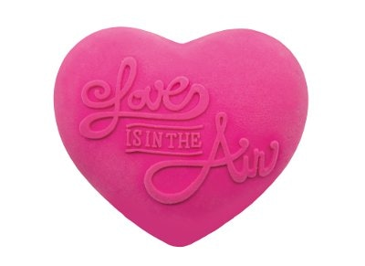 Γόμα Heart Love Is The Air Legami
