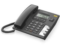 Alcatel Temporis T56 Ενσύρματο Τηλέφωνο Μαύρο T-56 BLK