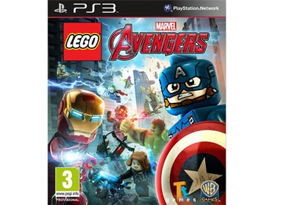 PS3 Used Game: LEGO Avengers gaming   used games   ps vita used
